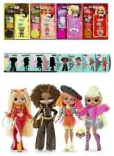 NEW LOL Surprise! OMG 4 Pack Series 1 - Royal Bee, Neonlicious, Lady Diva, Swag