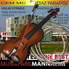 Profi Keman Teli Kemence Viola Strings Geige Saiten 1Pack 4 saiten CemMC Musik