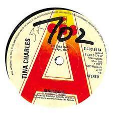 "Tina Charles - Rendezvous - Promo - 7"" Record Single"