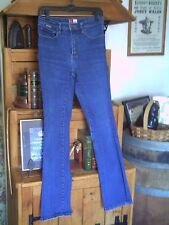 "(F246) ""PEPE JEANS LONDON"" Sz. 29 BLUE JEAN STRETCH PANTS (PRE-OWNED / VGOWC)"
