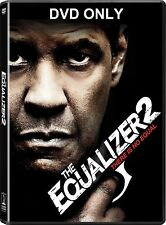 THE EQUALIZER 2 NEW DVD (PRE-ORDER SHIPS ON 12/11/2018)