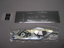 1967 72 Chevrolet c/10 c/20 pick-up chrome face heater panel repair kit