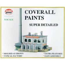Model Power Trains 061566 N KIT Coverall Paints
