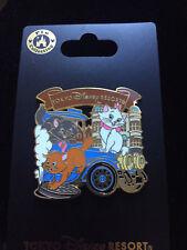 Disney Aristocat Kittens Marie - Berlioz - Toulouse on a Car Pin