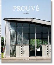 Fachbuch Jean Prouvé, Die Dynamik der Schöpfung, Architektur und Design, NEU