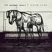 THE WONDER YEARS Sister Cities (2018) 11-track CD album digipak NEW/SEALED