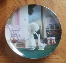 Enesco Precious Moments Collector Plate - Make A Joyful Noise (1994)