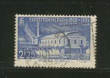 FRANCE – 1939 – WATER EXPOSITION – Scott # 388 - USED