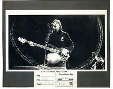PAUL MCCARTNEY photo proof 8 x 10  inch 4 April 1990 Arizona Sun Devil Tempe AZ