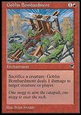 *MRM* FR Bombardement des gobelins (Goblin Bombardment) MTG Tempest