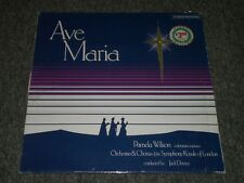 Pamela Wilson~Ave Maria~Jack Dorsey~1985 Christmas Album~Female Vocal~FAST SHIP!