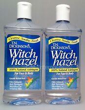 TN Dickinson's Witch Hazel 16oz  ( 2 Pack)
