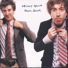 Bishop Allen : Charm School Indie Rock/Pop Cd Disc Only #K177