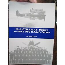 RAAF No 2 OTU Mildura No 8 OTU RAAF PARKES WW2 Spitfire Mustang Fighter Training