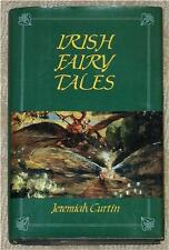 IRISH FAIRY/FAERIE TALES ~ JEREMIAH CURTIN ~ OVER 30 STORIES ~ HC