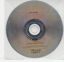 (EG259) Mint Julep, Aviary - 2011 DJ CD