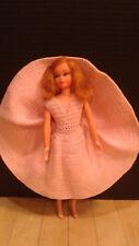 "Vintage Barbie 1969 Rare ""SKIPPER DRAMATIC LIVING 9"" DOLL"""