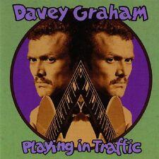 Davy Graham - Playing In Traffic [CD]