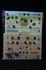 San-X Kutusita Nyanko Cat 24 Sheets Letter Set
