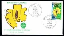 Gabon - 1981 World Scout Conference First Day Cover
