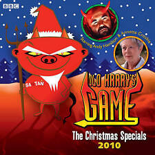 Old Harry's Game: The Christmas Specials 2010 (BBC Audio) Rare CD