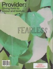 Provider 4: Fearless- Fashion Trend book - Texture, Color, Details 2007