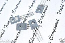 1pcs - PHILIPS BD682 100V 4A 40W PNP Darlington Transistor - Genuine NOS