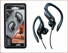 Auricolari e cuffie nere JVC Sport