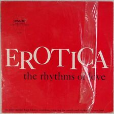 EROTICA: The Rhythms of Love, Jazz Sex Soundtrack Odd Samples LP Hear
