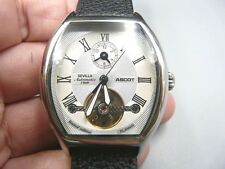 NEW OLD STOCK ASCOT SEVILLA 39MM AUTOMATIC MEN WATCH