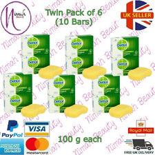 12 X Dettol Antibacterial Original Bar Soap -100g each (6 Twin Packs)