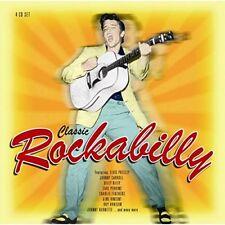 Classic Rockabilly (4CD)