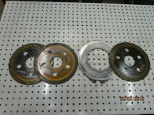 More details for for ford 4000 3 brake friction discs & 1 steel disc in good condition