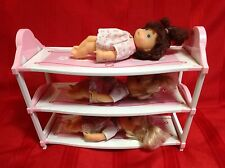 Doll Bunk Bed With 3 Cititoy Dolls