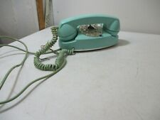 Vintage Stromberg Blue Petite Desk Phone Complete Used ( Untested)
