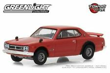 1972 Nissan Skyline 2000 GT-R, Scale 1:64 by Greenlight
