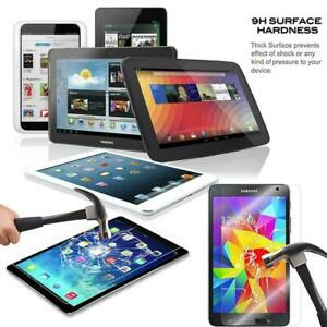 Tempered Glass Screen Protector Film For Samsung Galaxy Tablet / IPAD / LG G PAD