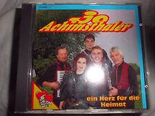 JO-ACHIMSTHALER Ein Herz für die Heimat Volksmusik/Schlager CD 12 Tracks TOP!!!