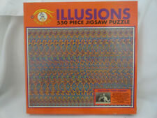 VTG NEW Illusions 550 Ceaco puzzle 1993 Magic Eye 3 D image