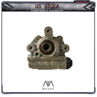 MAYASAF Quality New Power Steering Pump fit 07-10 Chrysler Sebring Dodge Avenger
