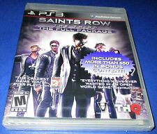 Saints Row: The Third - The Full Package Sony PlayStation 3 New-Sealed-Fast Ship