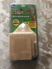 Build A Birdhouse,Workpro Study In Playing Birdhouse Age 5 +