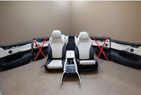 BMW F16 X6 Rhd Pelle Sedili Comfort Interni Sedili Interni IN Pelle Nappa