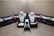 BMW F16 X6 RHD Leather Seats Comfort Interior Sitze Lederausstattung Nappa