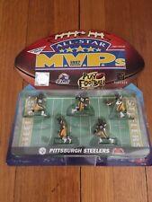 MVP Pittsburgh Steelers Figure Set ~ 1997 ~ Bettis, Lloyd, Woodson, Kordell, YT