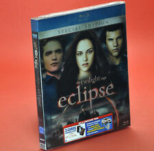 The twilight saga ECLIPSE BLU-RAY  SPECIAL EDITION  BluRay