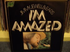JIMMY JEWELL & EARS - I'M AMAZED , AFFINITY 1977 , EX/EX ,LP