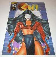 Shi #4 Comic Crusade VARIANT Wizard Ace #10 1st Print First Appearance Tomoe