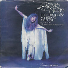 STOP DRAGGIN' MY HEART AROUND - KIND OF WOMAN # STEVIE NICKS