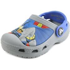 Chaussures gris Crocs pour garçon de 2 à 16 ans